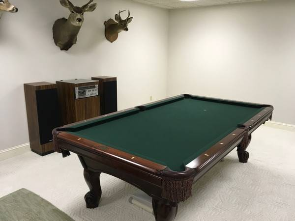Solo 174 Bridgeport Amf Playmaster Pool Table 12