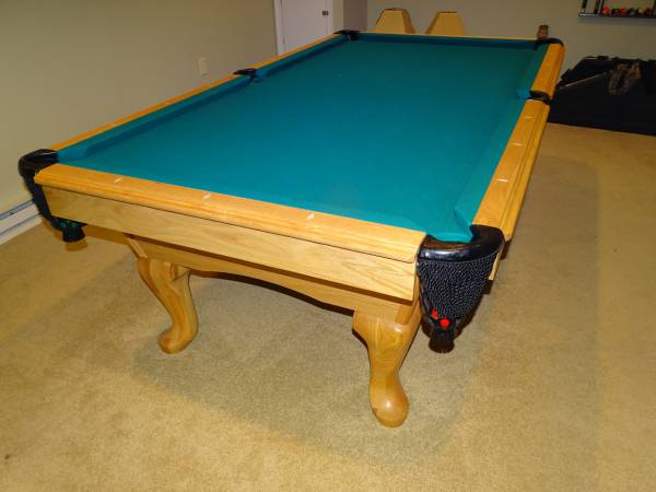 Marvelous Solo Cumberland Valley 8 Ft Murry Pool Table 2 Download Free Architecture Designs Viewormadebymaigaardcom