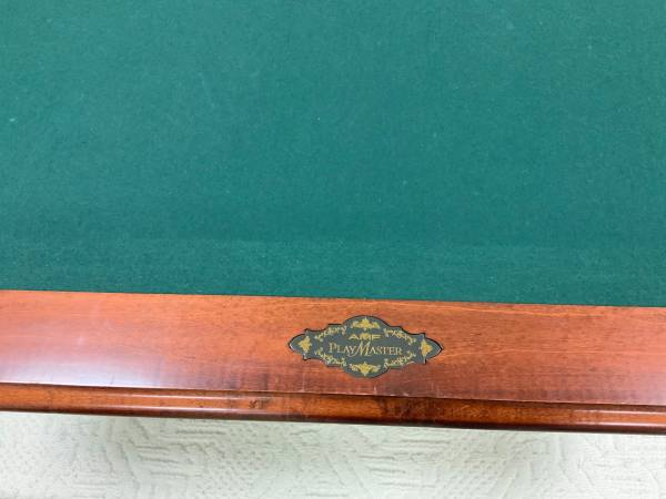 Solo 174 Morgantown Amf Playmaster Pool Table 8