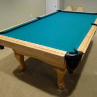 8 Ft Murry Pool Table