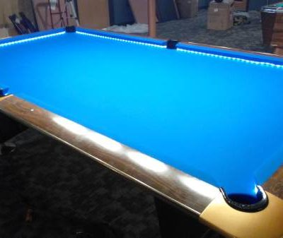 9 foot Pool Table