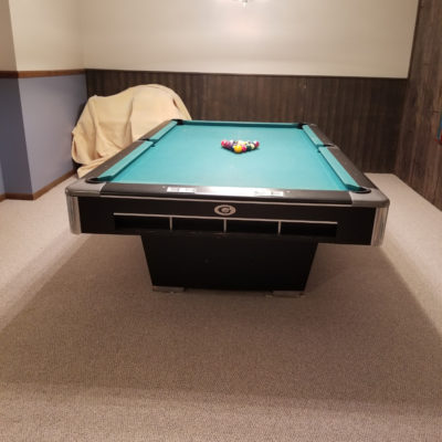 1990 Big G Gandy Pool Table